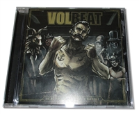 Volbeat Seal the Deal CD