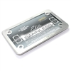 Stainless Steel Motorcycle License Plate Frame
