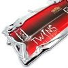 Chrome Twin Lady Silhouettes Metal License Plate Tag Frame for Auto-Car-Truck