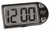 Universal Black oxt Digital Clock for Car-Truck-Bike-Scooter Interior Dash