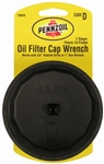 Pennzoil Oil Filter Cap Wrench - 1 Stage 75mm 14 Flutes Code D for Car-Truck