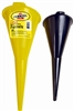 2 Pennzoil Multi-Purpose Funnels for Car-Truck-Bike Gas-Oil-Liquid etc.