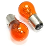 Orange Amber 1157 A Light Bulbs