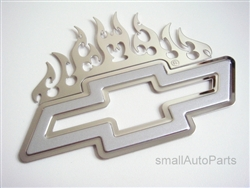 Chevrolet Stainless Steel Chrome Emblems