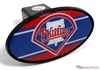 Philadelphia Phillies MLB Tow Hitch Cover