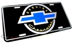 Chevrolet Aluminum License Plate