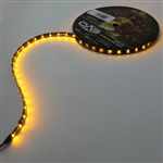 5M Amber Yellow UltraBrights LED Strip Roll