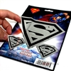SuperMan Chrome Vinyl Sticker Decals