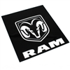 Dodge Ram Clear Vinyl Sticker Decals