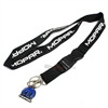 Mopar Logo Lanyard and Key Chain