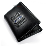 Ford Built Tough Genuine Leather Wallet