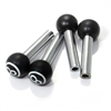 (4) Pool 8 Ball Car Door Lock Knobs