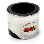 Oldsmobile 442 Logo Piston Shaped Can Cooler