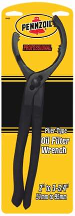 """Professional 2"""" to 3-3/4"""" Pliers Type Oil Change Filter Wrench Tool"""