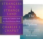 Strangers in a Strange Land & The Benedict Option (2-Book Set)