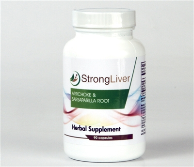 Strongliver is a combination of herbs and nutrients formulated to support the liver's role in the body's detoxification processes.*