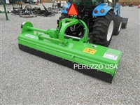 "BULL 2200 87"" CUT FLAIL MOWER, MULCHER: 24"" HYDRAULIC OFFSET, CUT 4""DIA, 70-90HP!"