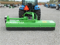 "BULL 2400 95"" CUT FLAIL MOWER, MULCHER: 24"" HYDRAULIC OFFSET, CUT 4""DIA, 70-100HP!"