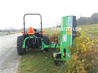 "FOX CROSS 1600: 60"" CUT, DITCH BANK FLAIL MOWER, 30HP+, ADJUST ON THE FLY! BEST BUY & BRAND!"