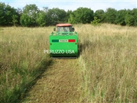 "PERUZZO PANTHER 2000 'STANDARD' 6'-6"" CUT FLAIL MOWER WITH COLLECTION HOPPER"