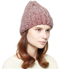 WHOLESALE FASHION HAT CH8208 RUST