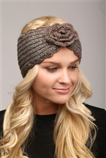 WHOLESALE FASHION HEADBAND LHB004 TAUPE