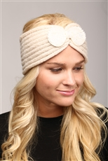 WHOLESALE FASHION HEADBAND LHB005 BEI