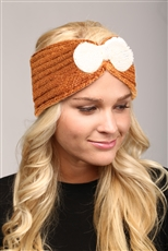 WHOLESALE FASHION HEADBAND LHB005 CORAL