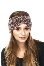WHOLESALE FASHION HEADBAND LHB009 TAUPE