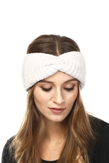 WHOLESALE FASHION HEADBAND LHB009 WHT