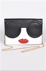 WHOLESALE DESIGNER INSPIRED CROSSBODY HANDBAG PPC6394