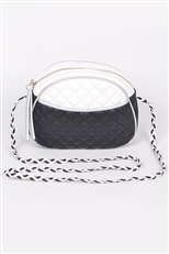 WHOLESALE DESIGNER INSPIRED CLUTCH PPC6657BK
