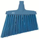 Vikan 2914, Vikan Angle Cut Broom The angled design of this broom makes it easy to reach into narrow spaces between equipment