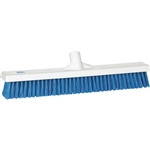 Vikan 2922, Vikan Resin Set Broom - Stiff Bristles are set with resin.