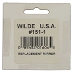 Wilde Tool 151-1-BB, Wilde Tools- Replacement Glass <div>