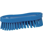 Vikan 3587, Vikan Hand Scrub Brush- Soft This multipurpose, fully color-coded hand brush is great for scrubbing tables and cutting boards.