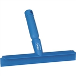 "Vikan 4769, Vikan Ultra Bench Squeegee- 10"" This single mold ultra-hygiene hand squeegee is great for drying flat surfaces."