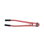 "JET 587824, 24"" Bolt Cutter with Red Head BC-24RC"