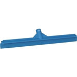 "Vikan 7071, Vikan Ultra Hygiene Squeegee 20"" The ultra hygiene squeegee is particularly suited for  sweeping  smooth, wet floors to remove large amounts of dirt, as the single squeegee blade design is extremely easy to clean and sanitize."