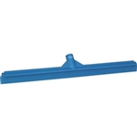 "Vikan 7072, Vikan Ultra Hygiene Squeegee 24"" The ultra hygiene squeegee is particularly suited for  sweeping  smooth, wet floors to remove large amounts of dirt, as the single squeegee blade design is extremely easy to clean and sanitize."