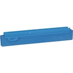 "Vikan 7731, Vikan 10"" Double Blade Ultra Hygiene Replacement squeegee blade"