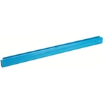 "Vikan 7734, Vikan 24"" Double Blade Ultra Hygiene Replacement Squeegee Blade"