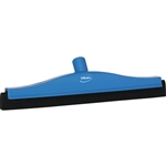 "Vikan 7752, Vikan 16"" Fixed Head Squeegee Double Blade with closed cell foam refill cassette This double blade squeegee provides effective removal of both water and food debris from all types of flooring."