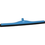 "Vikan  28"" Fixed Head Squeegee Double Blade with closed cell foam refill cassette"