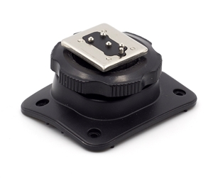 User replaceable hot shoe for V860X Nikon Hot Shoe