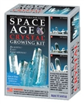 Aquamarine Crystal Growing Kit 4""