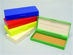 50 Capcity Microscope Slide Box