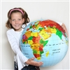 "20"" Inflatable Earth Globe"