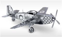 Metal Earth - P-51 Mustang