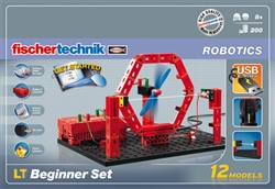fischertechnik LT Beginner Set - USB Powered